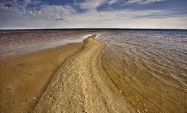 Lake Superior Northern Michigan Royalty Free Stock Image