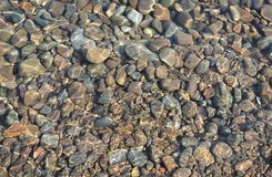 Lake Superior Rocks - Underwater Royalty Free Stock Photo