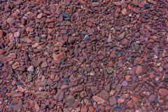 Lake Superior Rocky Beach Royalty Free Stock Images