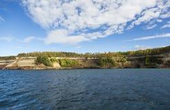 Lake Superior Scenic Royalty Free Stock Photography