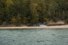 Lake Superior Scenic Stock Images
