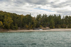 Lake Superior Scenic Stock Photography