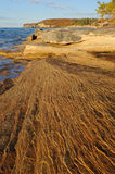 Lake Superior Shoreline Royalty Free Stock Photo