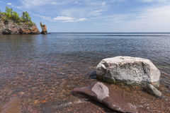 Lake Superior szenisch Stockfoto