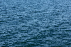 Lake Superior Water. The vast body of water of Lake Superior Stock Image
