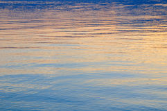 Lake Surface Background Royalty Free Stock Photography