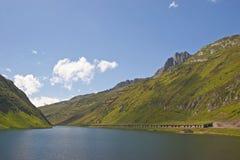 Lake in Switzerland Royalty Free Stock Photo