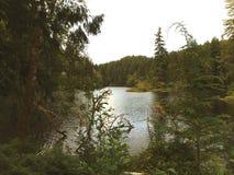 Lake Sylvia royalty free stock photos