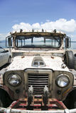 Lake taal jeepney philippines Royalty Free Stock Images