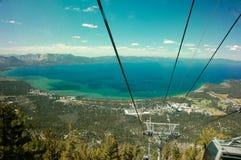 Lake Tahoe Fotografie Stock