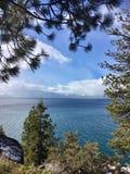 Lake Tahoe lizenzfreies stockbild