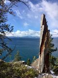 Lake Tahoe stockbilder