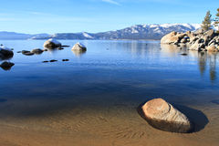 Lake Tahoe Royaltyfri Foto