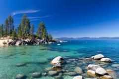 Lake Tahoe fotografia de stock royalty free