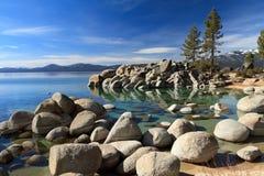 Lake Tahoe Royalty Free Stock Photography