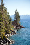 Lake Tahoe Fotografie Stock