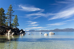 Lake Tahoe Royalty Free Stock Image