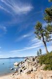 Lake Tahoe Fotografía de archivo libre de regalías