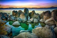 Lake Tahoe arkivfoton