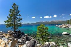 Lake Tahoe fotografia stock