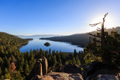 Lake Tahoe Photographie stock