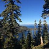 Lake Tahoe Fotografering för Bildbyråer