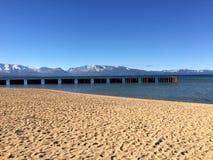 Lake Tahoe Arkivbild