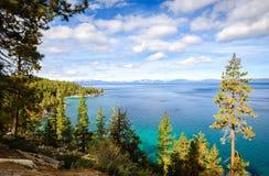 Lake Tahoe imagens de stock