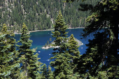 Lake Tahoe Photo libre de droits