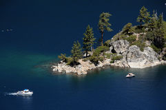 Lake Tahoe Photo stock