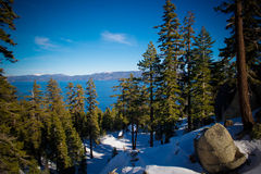 Lake Tahoe Fotografia Stock Libera da Diritti