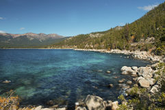 Lake Tahoe Fotografia de Stock Royalty Free