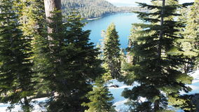 Lake Tahoe Immagine Stock
