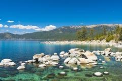 Lake Tahoe lizenzfreie stockbilder