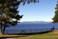 Lake Tahoe Royalty Free Stock Photos