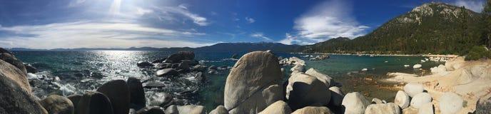 Lake Tahoe bästa hållen hemlighet Arkivfoto