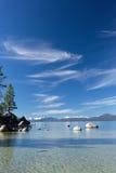 Lake Tahoe beach Stock Image
