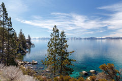 On Lake Tahoe Royalty Free Stock Image