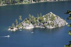 Lake Tahoe Califórnia Imagem de Stock Royalty Free