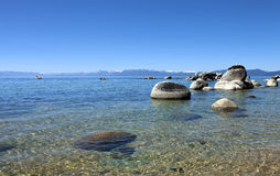 Lake Tahoe, California. Royalty Free Stock Photo