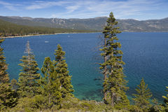 Lake Tahoe California Stock Photo