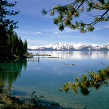 Lake Tahoe, California Stock Images