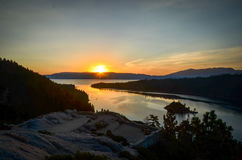 Lake Tahoe, California Royalty Free Stock Image