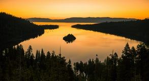 Lake Tahoe, California royalty free stock photography