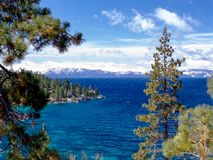 Lake Tahoe, Kalifornien Stockfoto