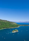 Lake Tahoe Kalifornien Stockfotografie