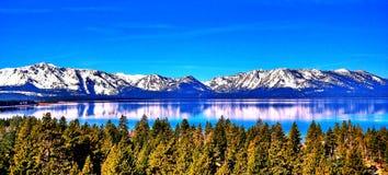 Lake Tahoe, Kalifornien stockfotografie