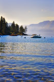 Lake Tahoe, la Californie Photographie stock libre de droits