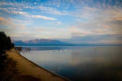 Lake Tahoe, la Californie Photos stock