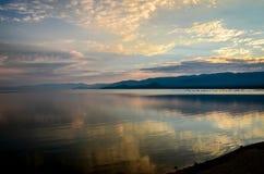Lake Tahoe, la Californie Images stock